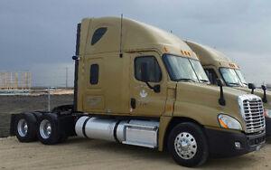 Freightliner Cascadia dd13