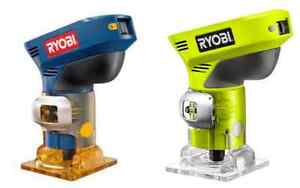 WANTED: Ryobi 18v Palm Router - bare tool only