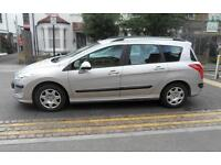 2010 Peugeot 308 SW 1.6 HDi S 5dr, Full Service History
