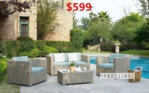 Conversation patio set-- Largest selection of outdoor / patio furniture from ifurniture