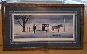 The Milkman print - by Ronald Suchiu - Limited Edition