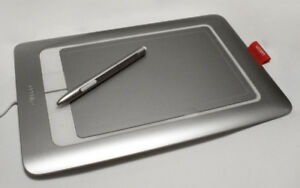 Tablette graphique Wacom Bamboo CTH-461
