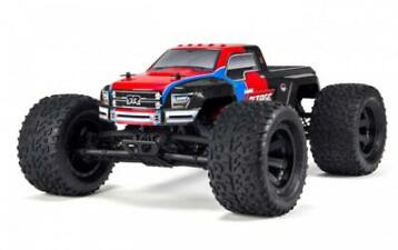 ARRMA Granite Voltage electro monster truck RTR - Rood/Zwart