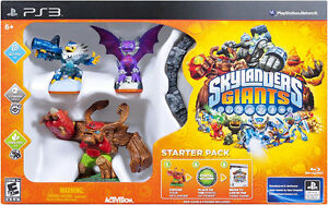 New Skylanders Giants Starter Pack - Playstation 3