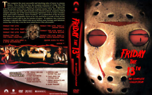 Friday the 13th DVD movie collection