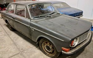 "1969 Volvo S142 ""REDUCED​"""