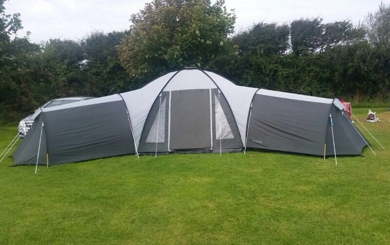 **Reduced**Pro action Canberra 12 person tent & Reduced**Pro action Canberra 12 person tent | in Newport | Gumtree