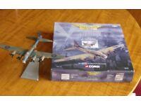 Corgi Model Aircraft. 1:144 B-17G Fortress III of 214 Sqn RAF (Model No AA31101)