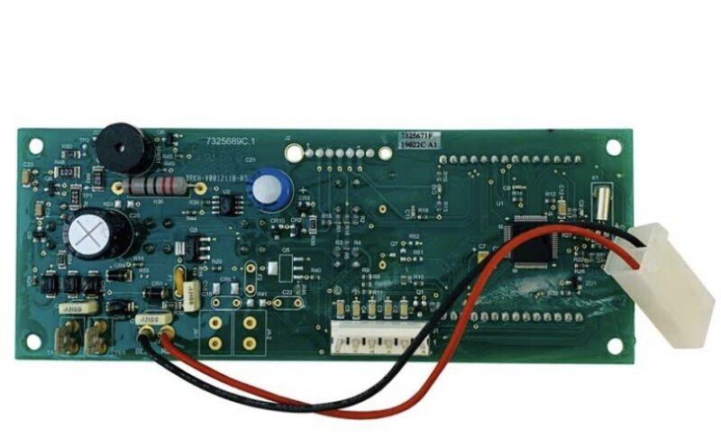 GE WS21X20981 Water Softener PWA Control Board