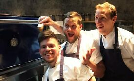 Chef De Partie required at Percy & Founders, 50 hours a week, £25k package.