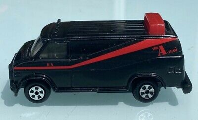 ERTL A Team GMC Van