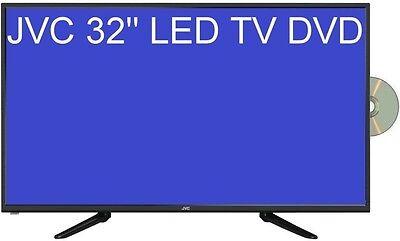 "JVC 32"" 81 CM TV BUILT IN DVD COMBO, LED, PVR FUNCTION RECORDING LT-32ND36A"