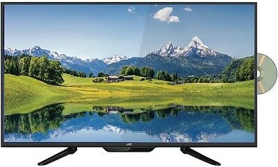 "JVC 28"" (71 CM ) LED TV BUILT IN DVD COMBO, PVR FUNCTION RECORDING LT-28ND35A"