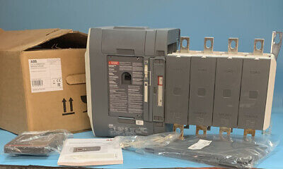 Abb Oxa600u3s2qb Automatic Transfer Switch Truone Ats 200-480v 600a 4p New