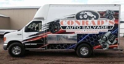 Conrad's Auto Salvage Inc