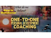 One-to-One Personal Development Coaching (Free of cost First Session)