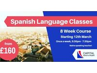 Spanish, Italian and Portuguese lessons