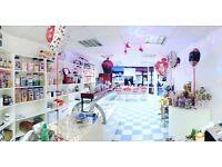 Business for sale Dessert Parlour/Ice cream, sweet shop