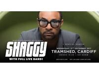 1 ticket for Shaggy @ Tramshed Cardiff (SOLD OUT GIG!)