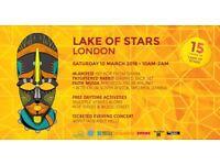 Lake of Stars London