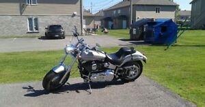 Harley Deuce 2000 1450cc  Softail