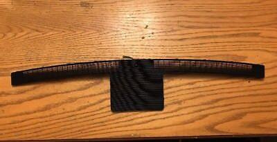 94-99 Cadillac Deville Defroster Vent Dash Trim Moulding with sensors Black Oem