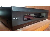 OPPO BDP-105D with Darbee Blu-Ray Player