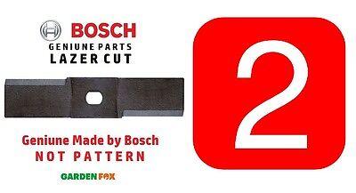 SALE 2 x Bosch Rapid AXT 180 200 2000 2200 Shredder Blade ONLY 2608635492 O226