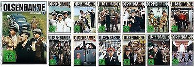 13 DVDs * DIE OLSENBANDE (HD REMASTERED) 1 - 13 IM SET - Ove Sprogøe # NEU OVP - online kaufen