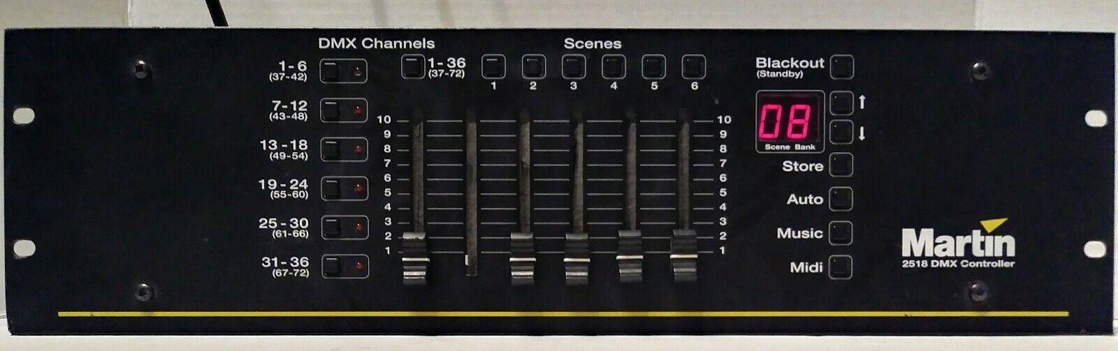 Martin 2518 DMX Controller