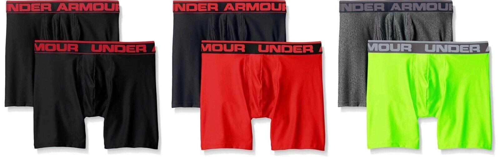 Under Armour UA Original Series Novelty Boxerjock XL Academy