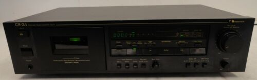 Nakamichi CR-3A Discrete Head Cassette Deck. Fully Functional. (4A2.31.JK)