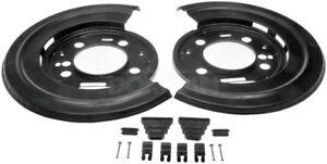 Brake Backing Plate Front Dorman 924-684