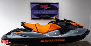 Jetski Sea-Doo GTI 170 SE 2020 21 hours Jet Ski & Trailer package Ashmore Gold Coast City Preview