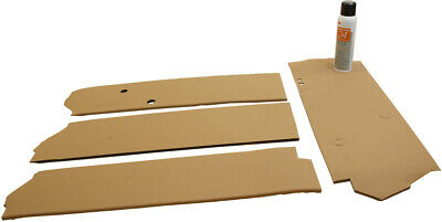 Amjd55cpk Corner Post Kit Tan For John Deere 4055 4255 4760 4960 Tractors