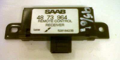 SAAB 9-5 95 93 9-3 Remote Control Receiver 1998 - 2010 4873964 5265525 (TWICE?)