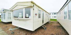 3 Bed 8 Berth Double Glazed and Central Heated Static Caravan near Camber Kent - 11 month season