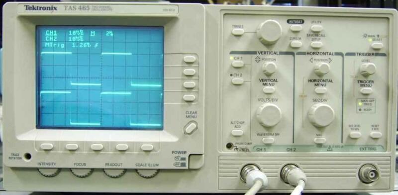 tektronix tds 2012b user manual