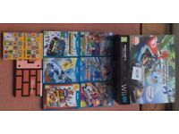 Wii U + 7 Games