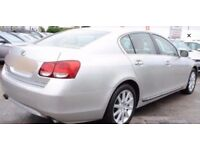 Excellent Condition LEXUS GS300 Full service history