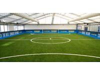 5 A Side Goalkeeper Needed!
