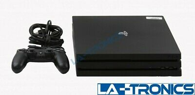 Sony Playstation 4 Pro PS4 1TB 4K Gaming Console - Jet Black