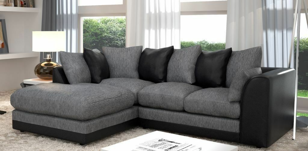 BRAND NEW JUMBO CORD CORNER 3 2 SEATER SOFA SUITE SETTEE IN FABRICin Tottenham, LondonGumtree - CON.TACT INFOR IN THE FOLLOWING PIXTURES or 07903198072 Upholstered in the stylish 2016 soft sumptuos fabric this sofa set has an appearance and texture youll never get tired off. The DEELANsofa is made from Soft touch ultra modern Jumbo fabric...