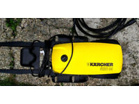 Karcher 520M Pressure Washer with lance and 7m hose SPARES or REPAIR
