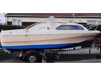 Shetland Boat for sale