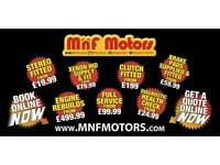 MnF Motors - Mechanical and Electrical repair & installation