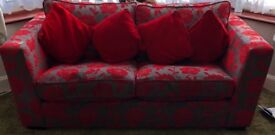 2 Sofas in very good condition