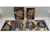 playstation 2 game tomb raider anniversary ps2 collectors edition