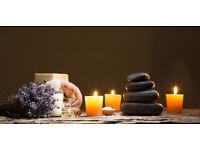 Hot Massage by Candy