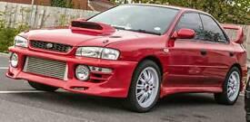 Subaru turbo may swap